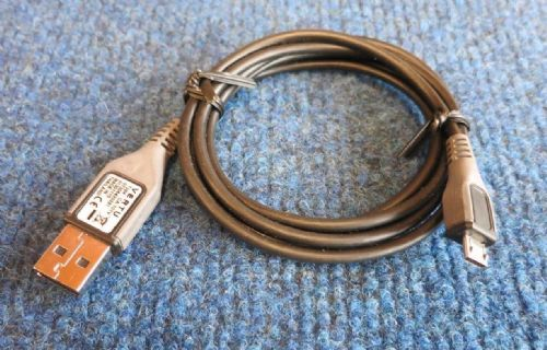 Vertu CA-101V Micro USB 1.2 Meter High Speed Data Sync Cable New